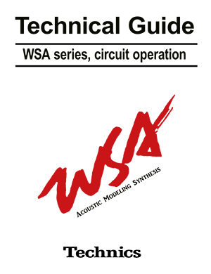 TECHNICS_SX-WSA1_USER_MANUAL_TECHNICAL_GUIDE_COVER.png