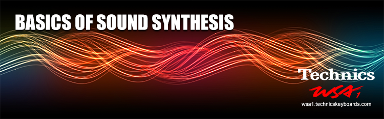 WSA1 BASICS OF SOUND SYNTHESIS